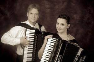 Ruslan und Elena Kratschkowski
